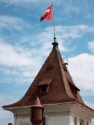 <h5>Royal Savoy, Ouchy Lausanne : Ferblanterie ouvragée, bâtiment classé</h5>